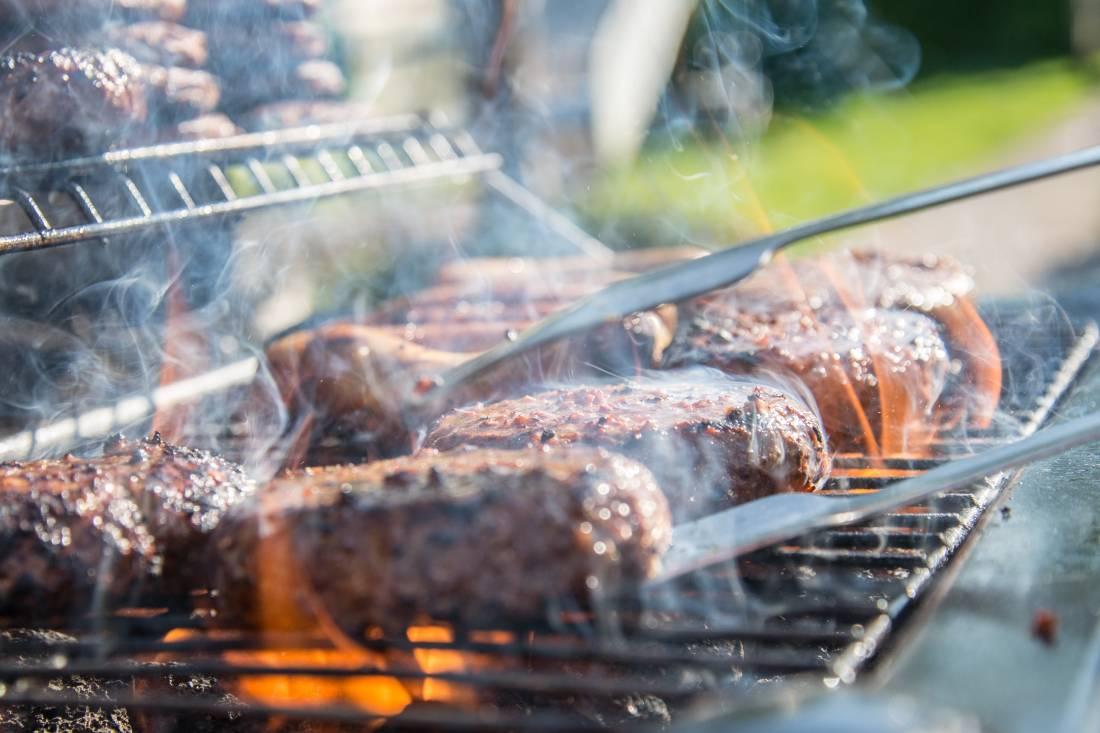 Rump Steak Grilled